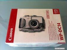 Canon WP-DC14 Unterwassergehäuse / Underwater Case für IXY90 IXUS75 SD750, NEU