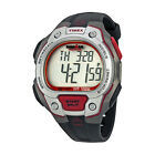 Timex Ironman Traditional 50-Lap Full Size Digital Dial Black Resin Mens Watch