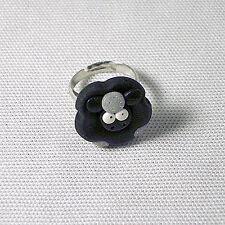 black sheep adjustable ring cute baa