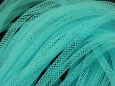 4mm SKINNY TUBULAR CRIN BABY LIGHT BLUE CYBERLOX DREADS 5 METRES GIFT WRAPPING