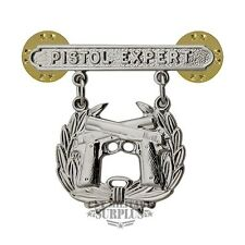 USMC Pistol Expert Qualification Badge / Pin