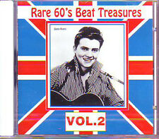 V.A. - RARE 60's BEAT TREASURES Volume 2 CD