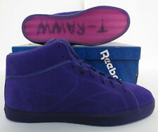 T RAWW REEBOK SIZE 9 CLASSIC SNEAKERS SHOES MENS V55640 YMCMB TYGA YOUNG MONEY