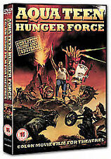Aqua Teen Hunger Force DVD Region 2