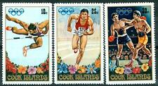 COOK ISLANDS - 1972 - Giochi olimpici di Monaco