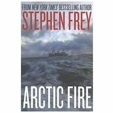 Red Cell Trilogy: Arctic Fire 1 by Stephen Frey (2012, Paperback)