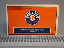 LIONEL COAL ROTARY DUMPER PACK train scenery dump car tender load hopper 6-16889