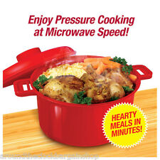 Micromaster 2.5 qt Microwave Pressure Cooker