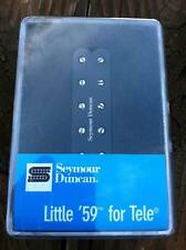 Seymour Duncan ST59-1 Little 59 Telecaster Tele Single Coil Lead Bridge Pickup