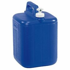 Water Carrier 5 Gallon Portable Container Jug Bottle Camping Picnic Boating Blue