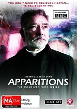 Apparitions - The Complete Series 1 DVD NEW