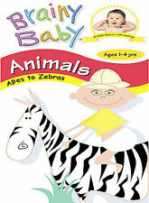 Brainy Baby Animals DVD Classic Edition