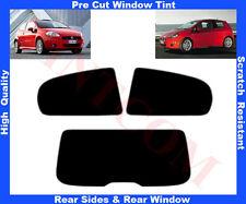 Pellicola Oscurante Vetri Fiat Grande Punto 3 Porte 2005-2009 5%, 20%, 35% o 50%