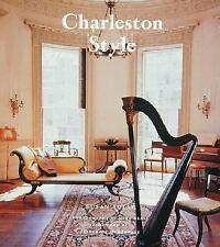 Charleston Style: Past and Present, Sully, Susan, Good Condition, Book