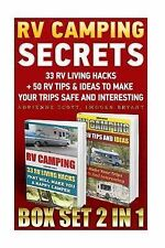 How to Live in a Car, Travel on a Budget, RV Living, Motorhome Living for...