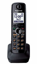 PANASONIC KX-TGA660B DECT 6.0 PLUS EXPANSION ACCESSORY CORDLESS PHONE HANDSET