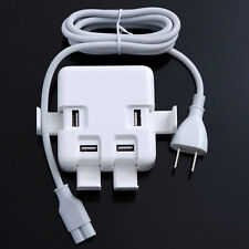 Wholesale 4 Multi-Port Rapid USB Travel Wall Charger power adapte Bracket 8A 40W