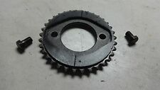 1972 HONDA SL250 SL 250 HM287B ENGINE CAMSHAFT SPROCKET CAM GEAR