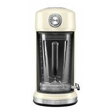 KitchenAid 5KSB5080BAC 1.8L Artisan Magnetic Drive Blender - Almond Cream