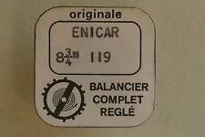 Balance complete ENICAR 119 bilanciere completo 721 NOS