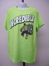 NEW-MINOR-FLAW AVENGERS HULK YOUTH SIZE (18/20) XL XLARGE SHIRT MARVEL 69PT