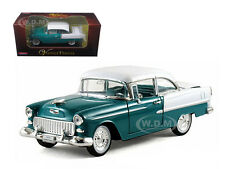 1955 CHEVROLET BEL AIR HARD TOP GREEN 1:32 BY ARKO PRODUCTS 35511