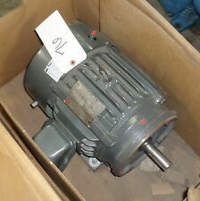 U.S. ELECTRIC MOTORS B07-E062B-M GENERAL PURPOSE SEVERE MOTOR, 3 Hp FRAME 213 ,