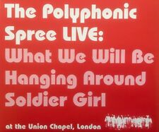 The Polyphonic Spree - Live CD 2002 - Recorded At Union Chapel, London 27/8/02