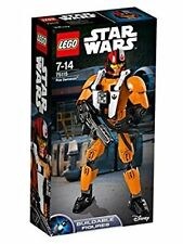 LEGO Set 75115 STAR WARS Poe DAmeron Buildable Figure New Boxed Episode VII