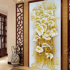 5D Diamond Painting Lily Flower 3D Cross Stitch Embroidery DIY Home Decoration