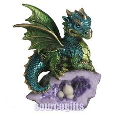 NEW NEST GUARDIAN DRAGON STATUE FIGURINE FROM NEMESIS NOW FREE POST U2020