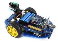 AlphaBot Robot Building Starter Kit for Raspberry Pi 3 Model B (no Pi) + Camera