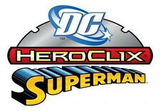 HEROCLIX SUPERMAN Magog 019 & 035 (Future, Herald, Justice Society) LOT X 2