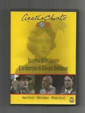 DVD  In cerca di un lavoro - L'ardimento di Edward Rob - AGATHA CHRISTIE - Hours