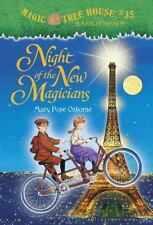 Kids cool paperback gr2-4:Magic Tree House#35 Night of the New Magicians-Merlin