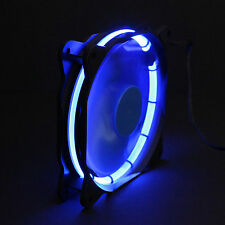 Sphere 120mm LED Ring Gehäuse Lüfter - 1200 rpm - Modding Case Fan - Blau, Blue