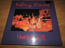 THE ROLLING STONES HAMPTON 1981 BOX 3 LPS NUMBERED LTD 160 / 250 MULTICOLOURED