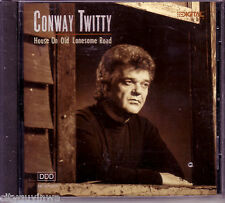 CONWAY TWITTY House on Old Lonesome Road 1989 Oop CD 80s Country