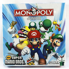 Party Family Board Game Super Mario Bros. MONOPOLY  2~4 Players Fun Gift