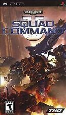 Warhammer 40,000 Squad Command UMD PSP COMPLETE SONY PLAYSTATION PORTABLE GAME
