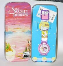 Vintage SWAN PRINCESS- watch -new in package (needs new battery), 1994
