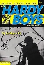 G, Top Ten Ways to Die (Hardy Boys: All New Undercover Brothers #8), Dixon, Fran