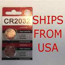 Battery for Audi Key FOB Remote Keyless Entry CR2032 2-Pack