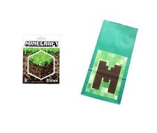 Filled Party Bag with Official Minecraft Sticker!