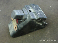 KAWASAKI GPX600 GPX 600 1991 91 REAR NUMBER PLATE HOLDER BACK CARRIER STAY GUARD