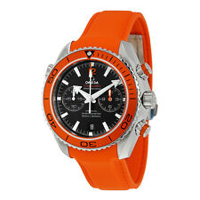 Omega Plant Ocean Chrono Steel Mens Watch 232.32.46.51.01.001