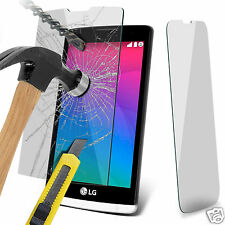 100% Genuine Tempered Glass Film Screen Protector for LG Leon