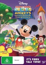 Mickey Mouse Clubhouse Storybook Surprise (Disc Only, Comes In Blank Case) Reg 4
