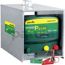 PATURA P 4500 Recinto elettrico 12 + 230 Volt con Tragebox NUOVO