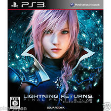 New PS3 LIGHTNING RETURNS:FINAL FANTASY XIII(Japan Import)